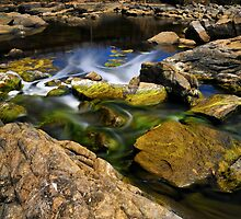 Bells Rapids #3 by vilaro Images