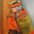 Old Lady From Cusco Peru by Noel78