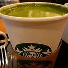GREEN TEA LATTE by slazenger
