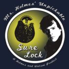 Mr. Holmes' Sure Lock by GhostGlide