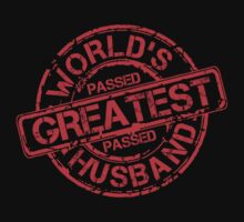 World Greatest Husband by nadievastore