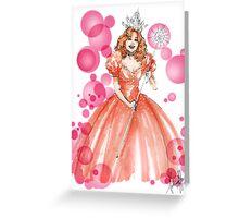 Glinda the Good Greeting Card