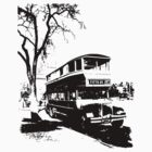 Fifth Avenue Bus by garts