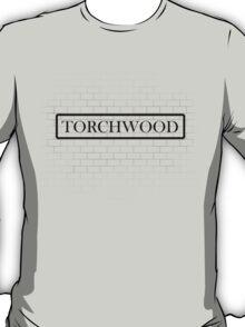 Torchwood Subway T-Shirt