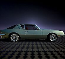 "1973 Studebaker ""Avanti II"" by TeeMack"