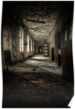 The Asylum Project Part II: Corridor of Terror by Erik Brede