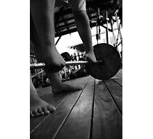 Training Photographic Print