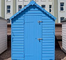The Blue Hut by Kerry Dunstone