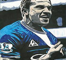 Tim Cahill Comic Book Image by chrisjh2210