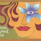 Because I loved you by Teresita Troya