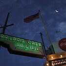 The Balboa Cafe by David Denny