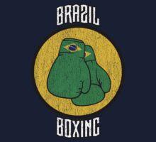 Brazil Boxing by CreativoDesign