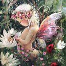Garden Faery by Robin Pushe'e