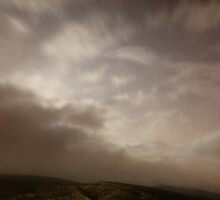 Towards Burnt Hill from Chunal 3 by Mark Smitham