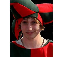 The best Court Jester Photographic Print