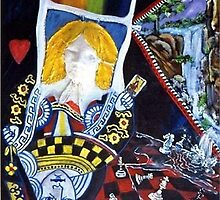 QUEEN OF HEARTS by IRENE NOWICKI