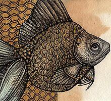 Goldfish by Lynnette Shelley