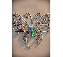 The Memory Butterfly Photographic Print