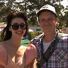 Kimbra & I- Falls Festival, Marion Bay by Michael Walters