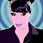 Vee's Pop Art: Amanda by Vestque