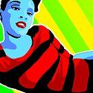 Vee's Pop Art: Amanda x2 by Vestque