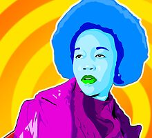 Vee's Pop Art: Lisa by Vestque