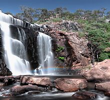 MacKenzie Falls  TWO(Grampians National Park, Victoria, Australia) by Shannon Rogers