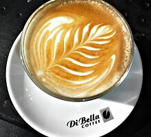 Di Bella Coffee by Karen Tregoning