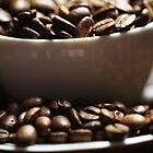 Coffee beans by Falko Follert