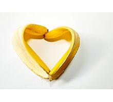 ~I love bananas ~  I sold one Yaahooo  Photographic Print