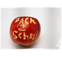 ~ BACK TO SCHOOL ~ Poster
