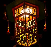 Chinese Street Light by SDSBerry