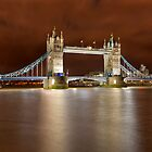Tower Bridge by Sebastian Wasek