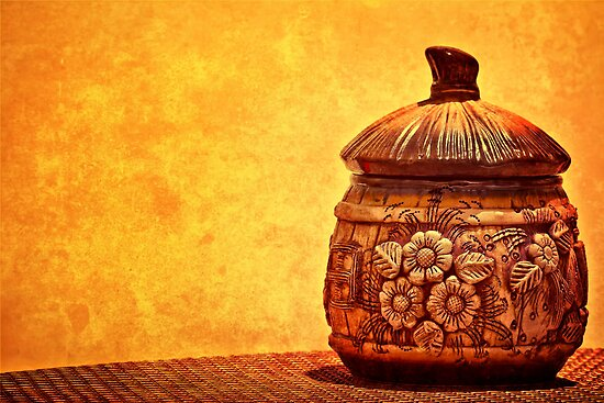Cookie Cookie Jar Jar by DmitriyM
