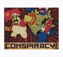 Stalin Is Mario! by PremierGrunt