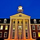 Holloway Hall, Salisbury University, Salisbury Maryland by jbarnesphotos