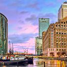 London Docklands by timmburgess