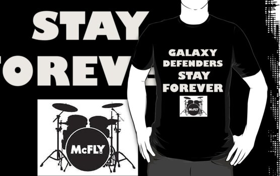 McFly Galaxy Defenders Stay Forever by LittleMermaid87