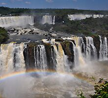 Tiered Falls by Peter Hammer