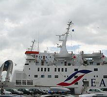 Hull Ferry, SeaFrance Renoir by Woodie
