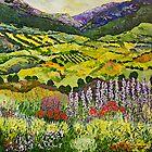 Where Flowers Bloom by Allan P Friedlander