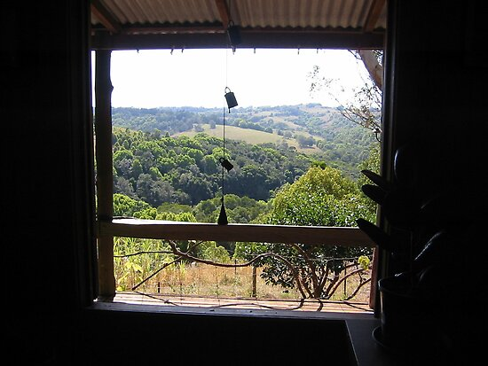 Window with a View by Sandy1949