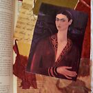 Altered Frida by Kanchan Mahon