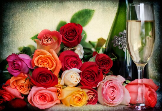 Roses For You by Yelena Rozov