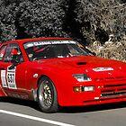 Porsche 924 GTS - 1981 by Geoffrey Higges