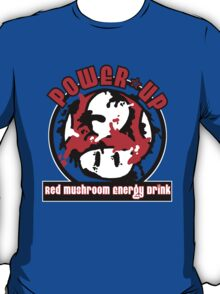 Power-Up Energy Drink T-Shirt