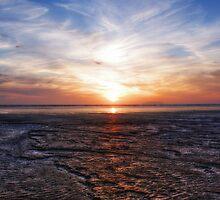 Sunset by MartinMuir