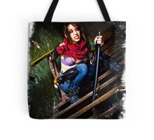 Comic Book Heroines 2 Tote Bag