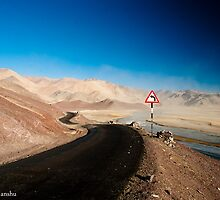 the riverside road by vishwadeep  anshu