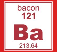 The Bacon Element by DetourShirts